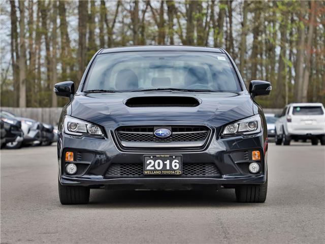 2016 Subaru WRX Sport-tech Package (Stk: P3400) in Welland - Image 6 of 23