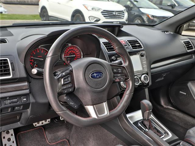 2016 Subaru WRX Sport-tech Package (Stk: P3400) in Welland - Image 14 of 23
