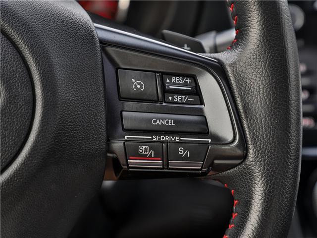 2016 Subaru WRX Sport-tech Package (Stk: P3400) in Welland - Image 23 of 23