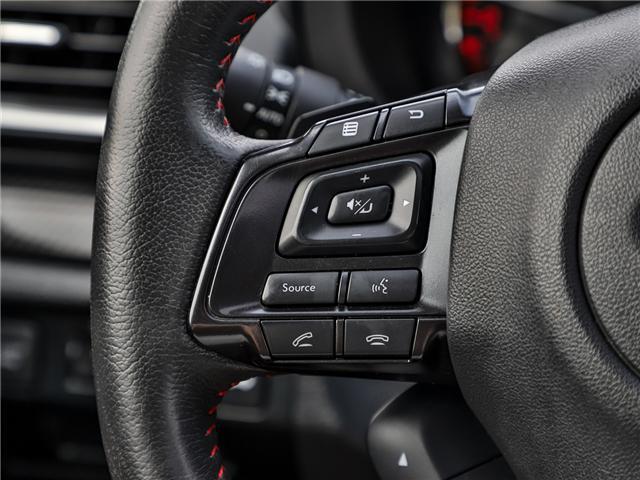 2016 Subaru WRX Sport-tech Package (Stk: P3400) in Welland - Image 22 of 23