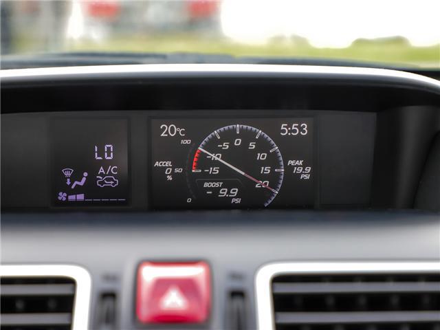 2016 Subaru WRX Sport-tech Package (Stk: P3400) in Welland - Image 17 of 23