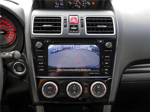 2016 Subaru WRX Sport-tech Package (Stk: P3400) in Welland - Image 18 of 23