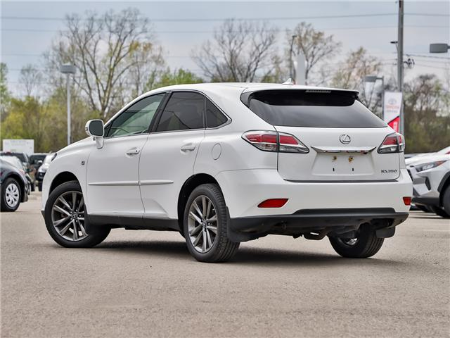 2013 Lexus RX 350 F Sport (Stk: P3440) in Welland - Image 2 of 24
