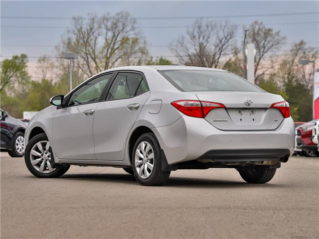 2015 Toyota Corolla LE (Stk: P3444) in Welland - Image 2 of 20