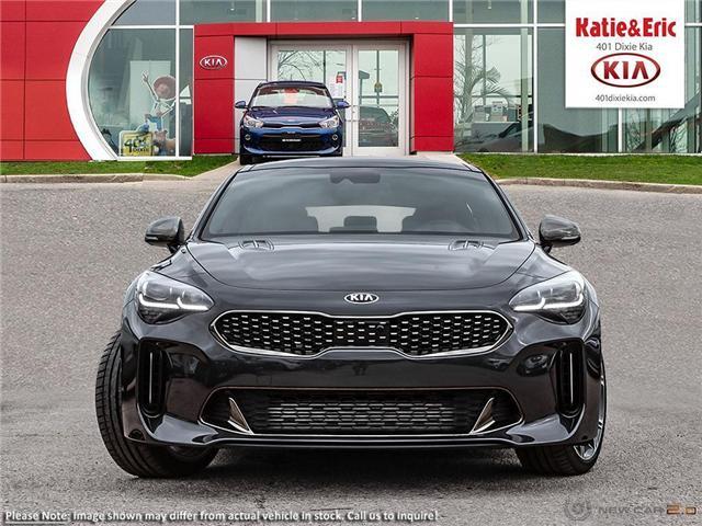 2018 Kia Stinger GT Limited (Stk: SG18025) in Mississauga - Image 2 of 23