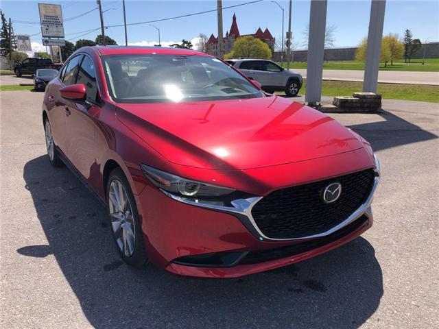 2019 Mazda Mazda3 GT (Stk: 19C054) in Kingston - Image 8 of 16