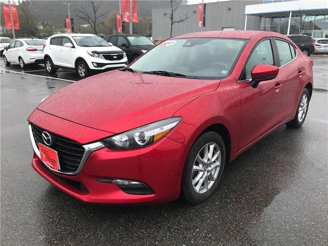 2017 Mazda Mazda3 GS (Stk: T546315A) in Saint John - Image 1 of 29