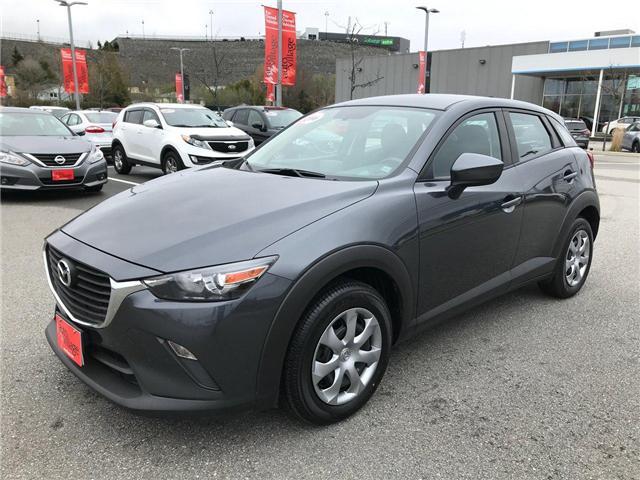 2016 Mazda CX-3 GX (Stk: P109443) in Saint John - Image 1 of 30