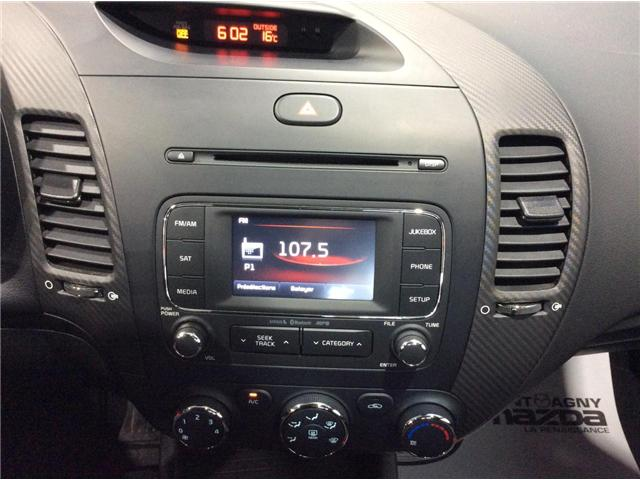 2014 Kia Forte  (Stk: 19148A) in Montmagny - Image 12 of 25