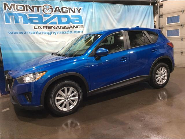 2014 Mazda CX-5 GX (Stk: 19144A) in Montmagny - Image 1 of 23