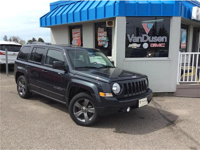 2014 Jeep Patriot Sport/North (Stk: 194677A) in Ajax - Image 1 of 23