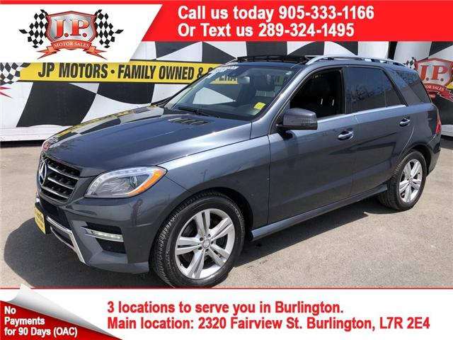 2013 Mercedes-Benz M-Class Base (Stk: 46862) in Burlington - Image 1 of 27