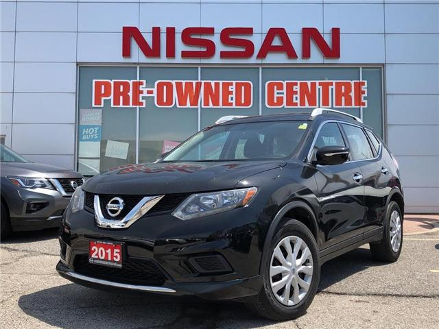 2015 Nissan Rogue S-FWD (Stk: M10223A) in Scarborough - Image 2 of 22