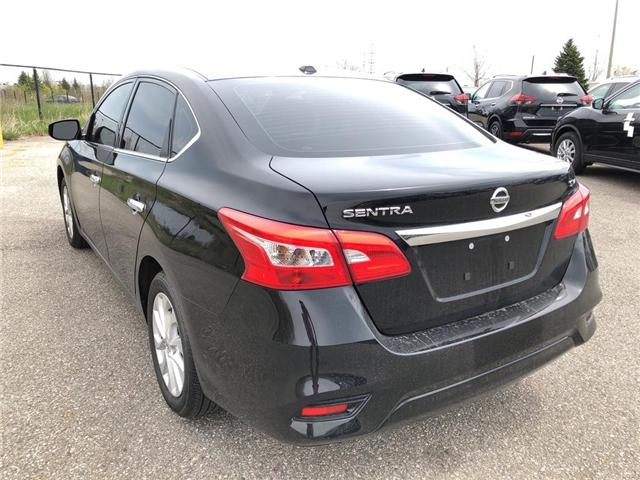 2018 Nissan Sentra 1.8 SV Midnight Edition (Stk: U3020A) in Scarborough - Image 4 of 23