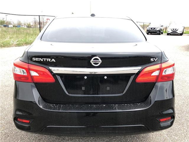 2018 Nissan Sentra 1.8 SV Midnight Edition (Stk: U3020A) in Scarborough - Image 5 of 23