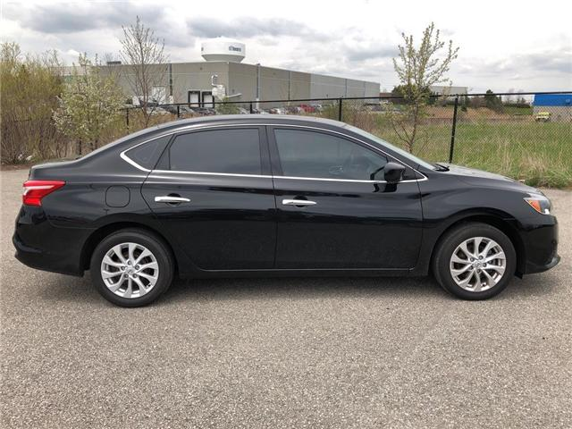 2018 Nissan Sentra 1.8 SV Midnight Edition (Stk: U3020A) in Scarborough - Image 7 of 23