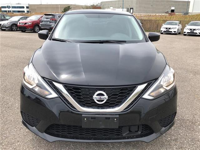 2018 Nissan Sentra 1.8 SV Midnight Edition (Stk: U3020A) in Scarborough - Image 9 of 23