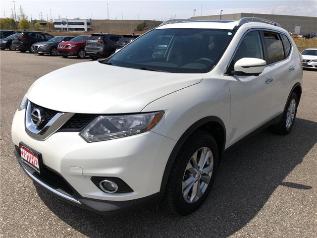 2016 Nissan Rogue SV (Stk: U3037) in Scarborough - Image 2 of 24