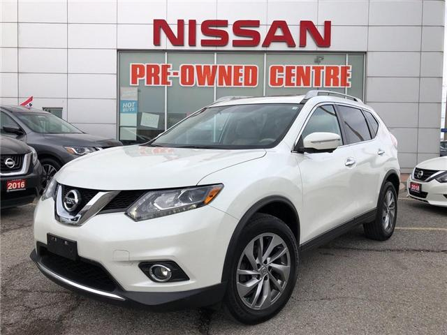 2015 Nissan Rogue SL-AWD-SUNROOF-NAVIGATION- (Stk: U3043) in Scarborough - Image 1 of 24
