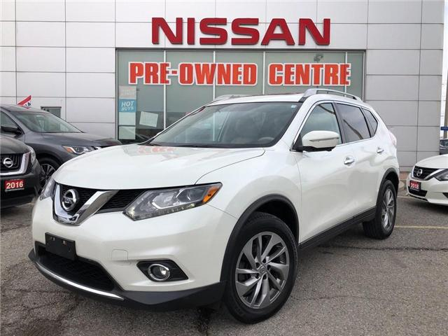 2015 Nissan Rogue SL-AWD-SUNROOF-NAVIGATION- (Stk: U3043) in Scarborough - Image 2 of 24