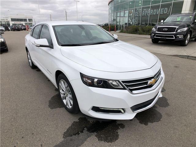 2018 Chevrolet Impala  (Stk: 294063) in Calgary - Image 1 of 17