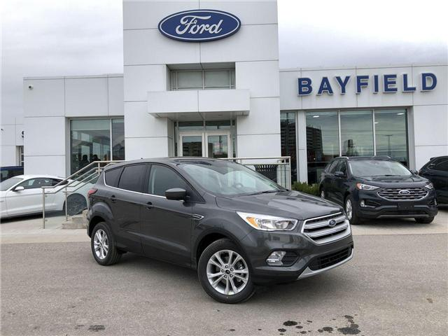 2019 Ford Escape SE (Stk: ES19638) in Barrie - Image 1 of 26