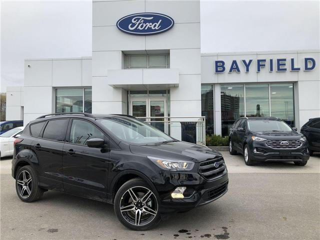 2019 Ford Escape SEL (Stk: ES19644) in Barrie - Image 1 of 30