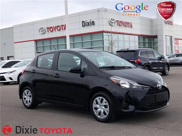 2018 Toyota Yaris LE (Stk: 72272) in Mississauga - Image 1 of 19