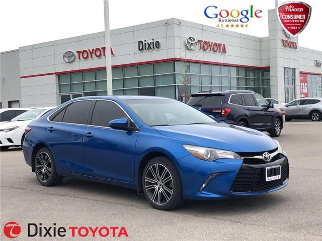 2016 Toyota Camry XSE (Stk: D191544A) in Mississauga - Image 1 of 16