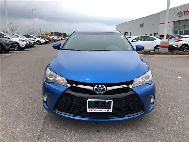 2016 Toyota Camry XSE (Stk: D191544A) in Mississauga - Image 2 of 16