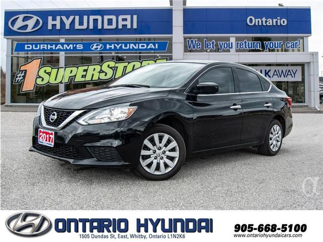 2017 Nissan Sentra 1.8 SV (Stk: 70728k) in Whitby - Image 1 of 23