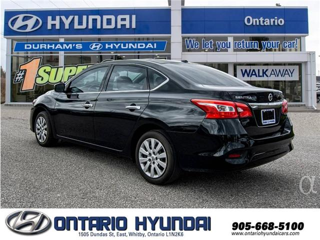 2017 Nissan Sentra 1.8 SV (Stk: 70728k) in Whitby - Image 2 of 23