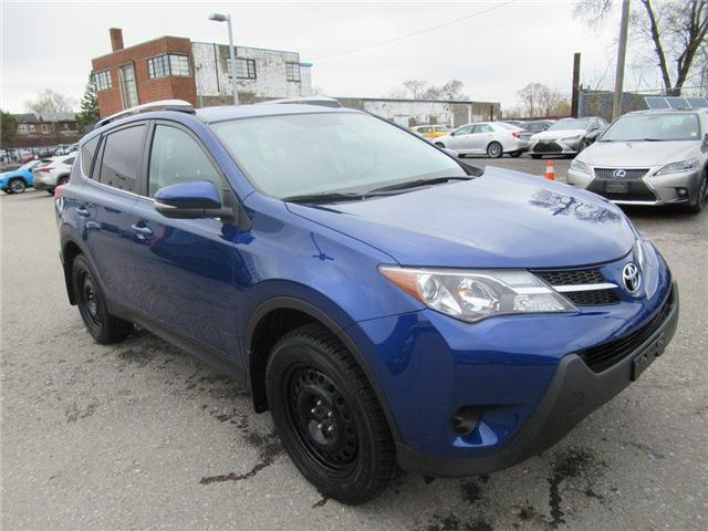 2015 Toyota RAV4 LE (Stk: 16144A) in Toronto - Image 1 of 24