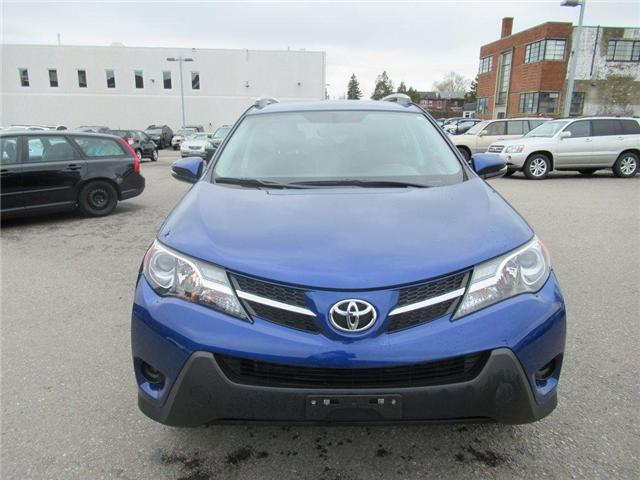 2015 Toyota RAV4 LE (Stk: 16144A) in Toronto - Image 2 of 24