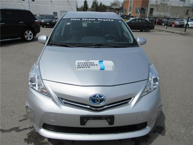 2012 Toyota Prius v Base (Stk: 6520X) in Toronto - Image 2 of 25