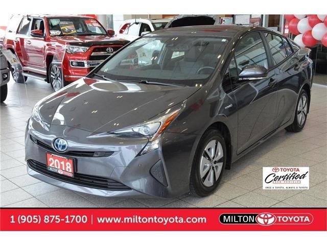 2018 Toyota Prius  (Stk: 055772) in Milton - Image 1 of 39
