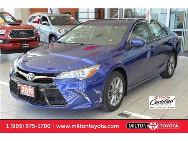 2015 Toyota Camry  (Stk: 896722) in Milton - Image 1 of 39