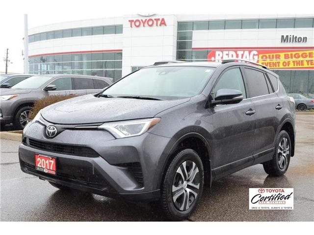 2017 Toyota RAV4  (Stk: 329514) in Milton - Image 1 of 15