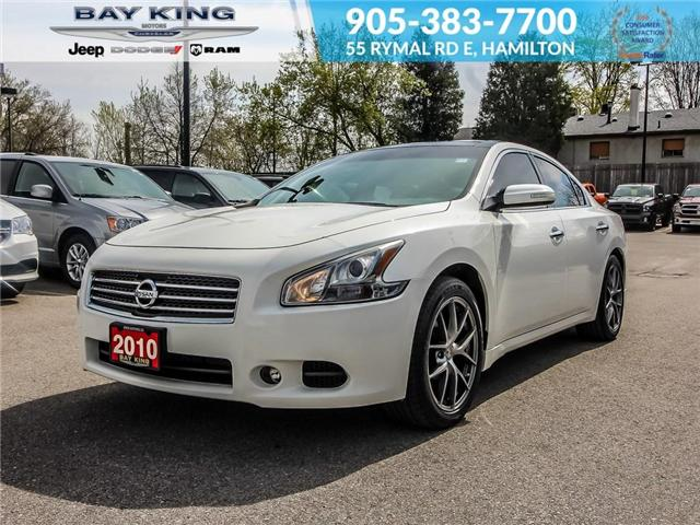 2010 Nissan Maxima SV (Stk: 197158A) in Hamilton - Image 1 of 24