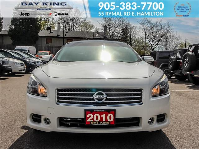 2010 Nissan Maxima SV (Stk: 197158A) in Hamilton - Image 2 of 24