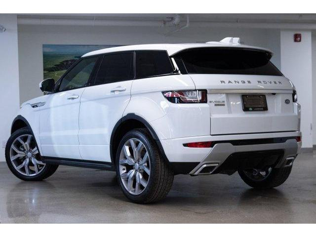 2019 Land Rover Range Rover Evoque Autobiography for sale in