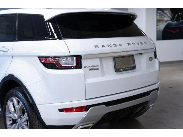 2019 Land Rover Range Rover Evoque Autobiography (Stk: R0695) in Ajax - Image 9 of 30