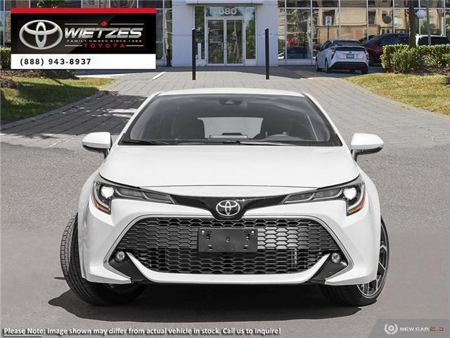 2019 Toyota Corolla Hatchback CVT (Stk: 67359) in Vaughan - Image 2 of 27