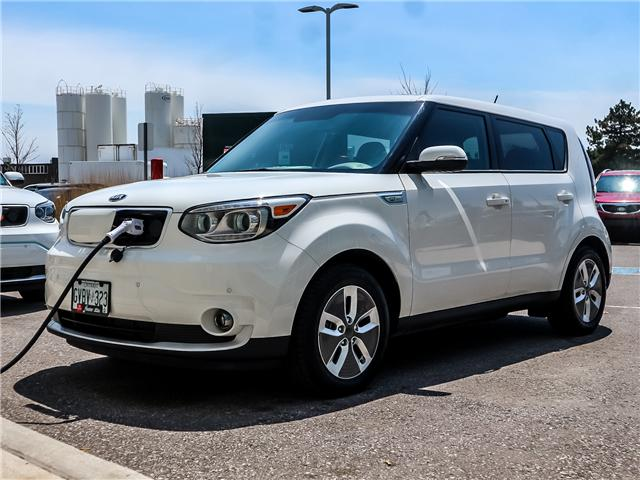 2018 Kia Soul EV EV Luxury (Stk: 6489P) in Scarborough - Image 1 of 20