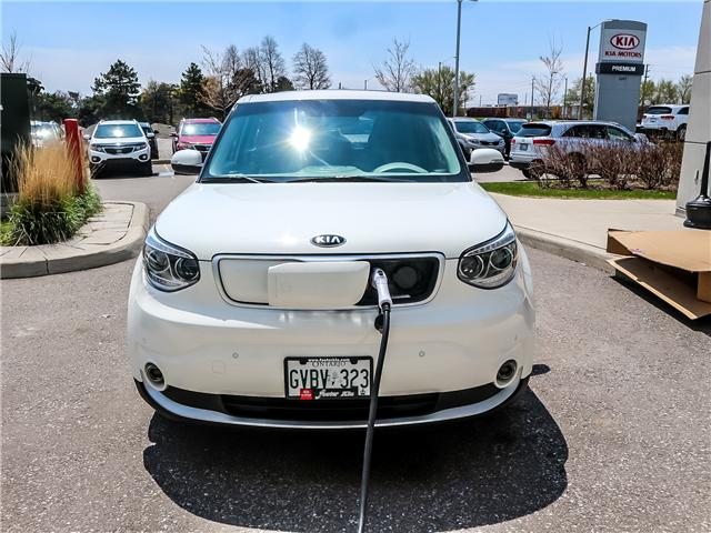 2018 Kia Soul EV EV Luxury (Stk: 6489P) in Scarborough - Image 2 of 20