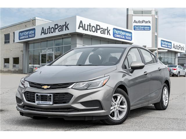 2018 Chevrolet Cruze LT Auto (Stk: 18-193854) in Mississauga - Image 1 of 19
