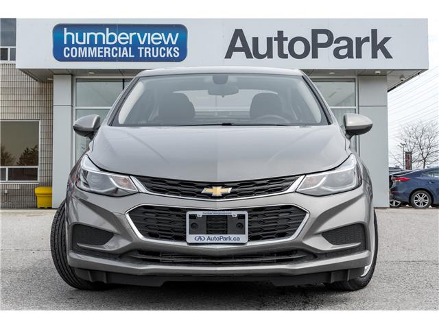 2018 Chevrolet Cruze LT Auto (Stk: 18-193854) in Mississauga - Image 2 of 19