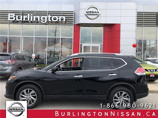 2015 Nissan Rogue SL (Stk: A6694) in Burlington - Image 1 of 22