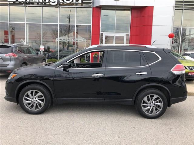 2015 Nissan Rogue SL (Stk: A6694) in Burlington - Image 2 of 22