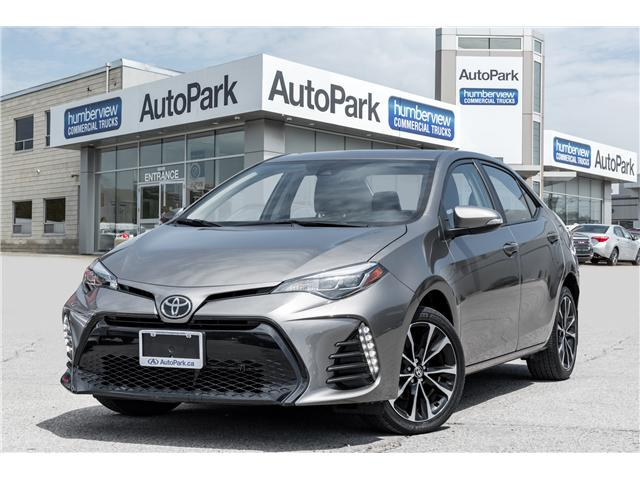 2019 Toyota Corolla SE (Stk: APR3294) in Mississauga - Image 1 of 20